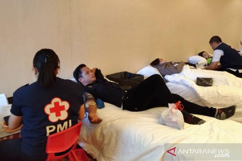 Aston Hotel komitmen membantu PMI penuhi bank darah