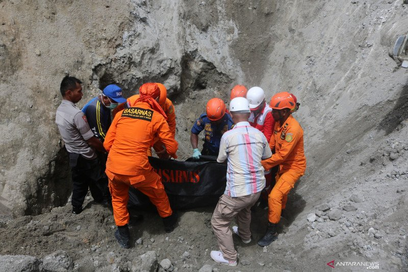 Ada 239 kali gempa susulan di Ambon