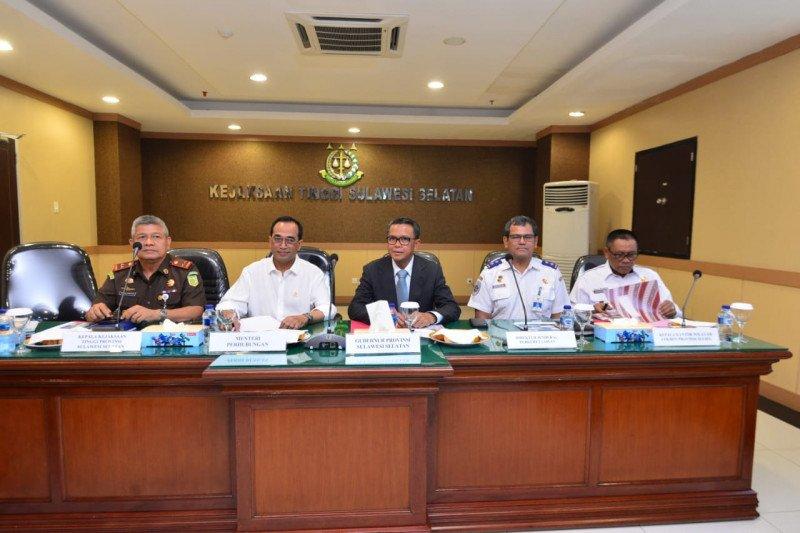 Menhub ucapkan belasungkawa wafatnya Kepala BPKH Makassar