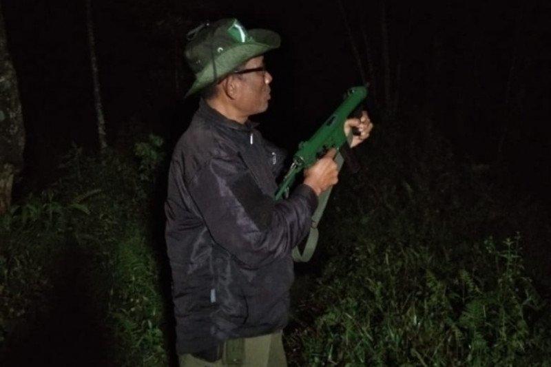 BKSDA usir harimau yang memangsa ternak warga di Agam