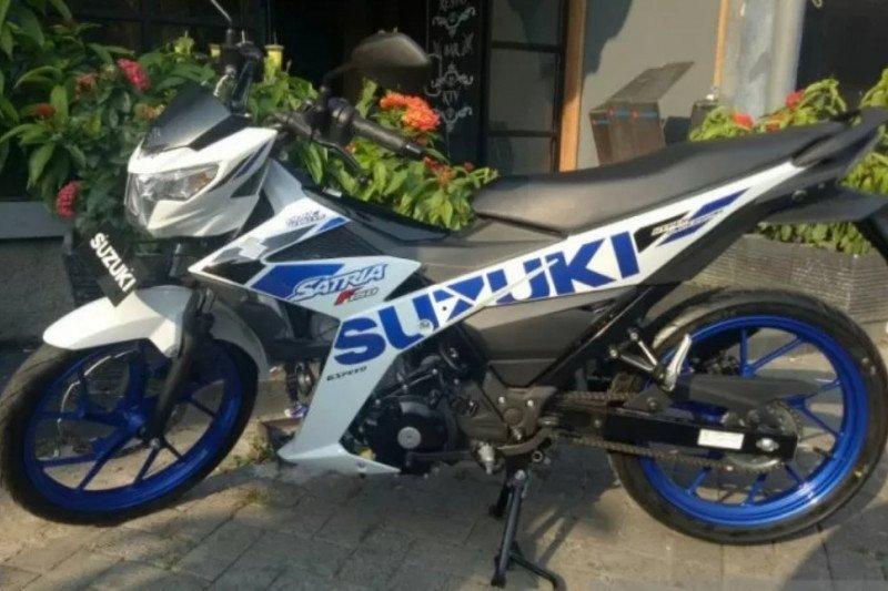 Varian terbaru dari Suzuki All New Satria F150