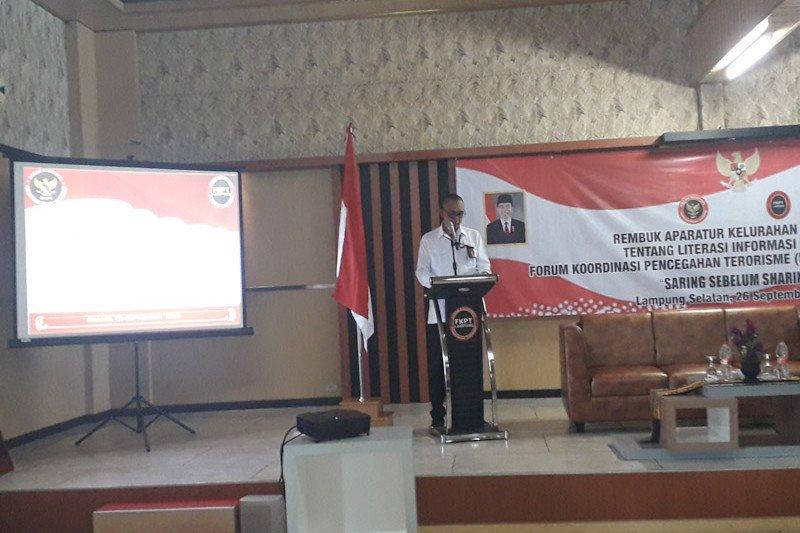 Terorisme masih jadi ancaman bagi Indonesia