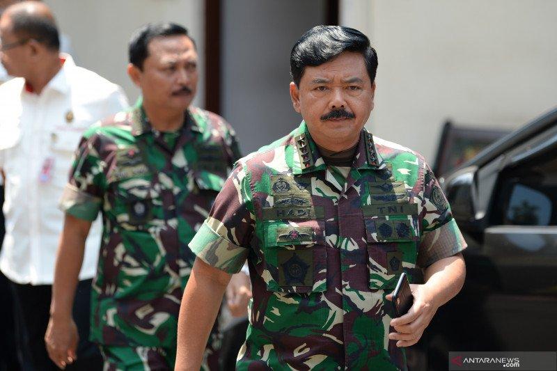 TNI-AL lakukan klarifikasi mantan KSAL dalam aksi demonstrasi
