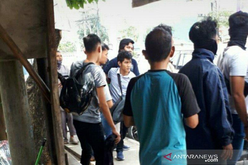 Presiden Mahasiswa Unsri mendapat intimidasi buntut  aksi 24 September