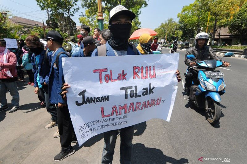 DPRD Kalteng menyarankan RUU KUHP disosialisasikan