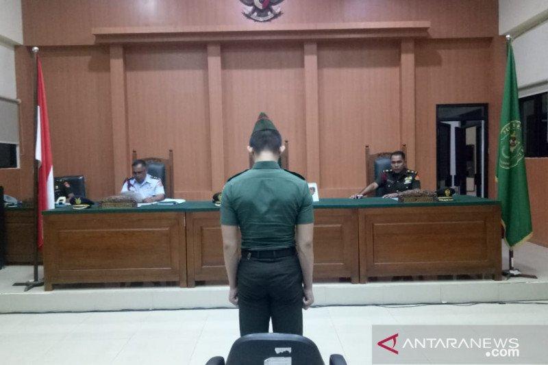 Bunuh dan mutilasi pacarnya, Prada DP divonis hukuman seumur hidup