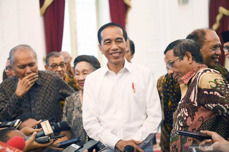 Presiden diharapkan tidak takut terhadap desakan penerbitan Perppu KPK