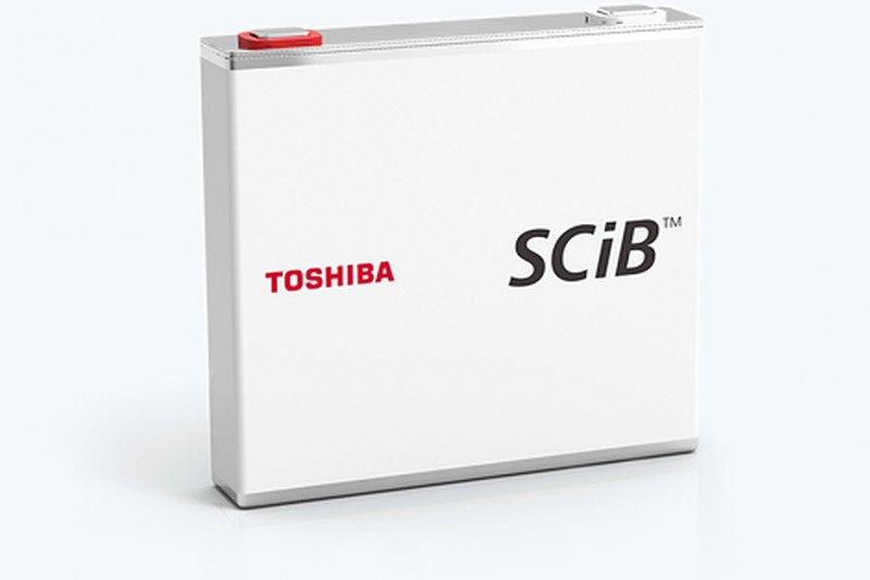 Metode pemanfaatan dan penyimpanan energi listrik dari Toshiba