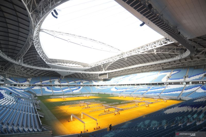 Doha resmi terpilih jadi tuan rumah Asian Games 2030