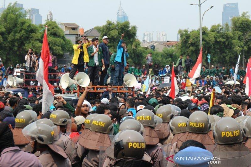 Amnesty International desak Polisi bebaskan mahasiswa terlibat demo