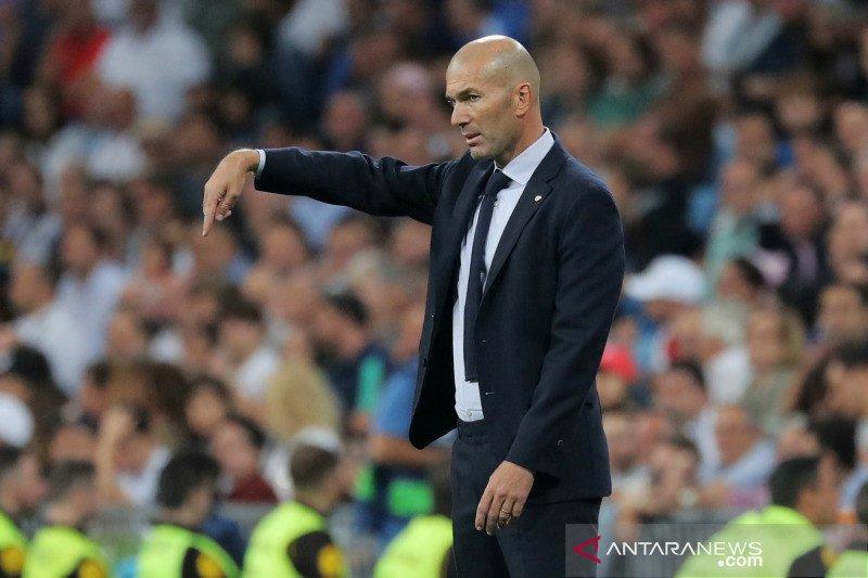 Real Madrid duduki puncak klasemen usai jadwal tengah pekan