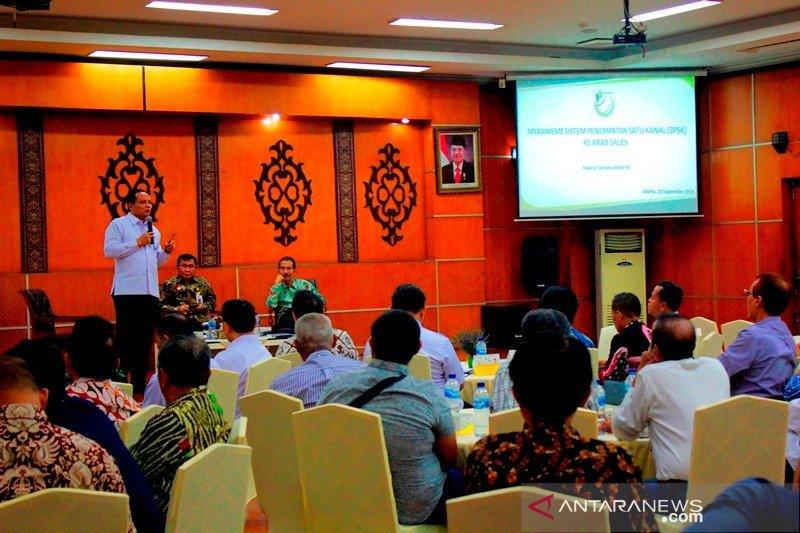 BNP2TKI dorong sinergi untuk lindungi pekerja Indonesia di Arab Saudi