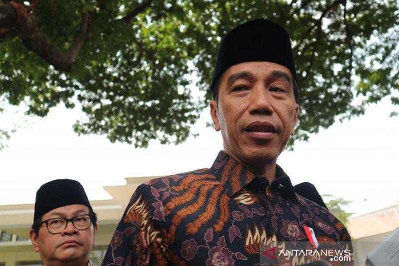 Presiden perintahkan kapolri investigasi anggotanya terkait aksi unjuk rasa