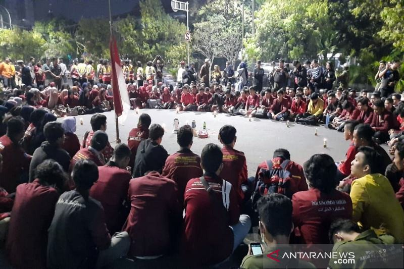 Mahasiswa IMM Surakarta gelar refleksi aksi diam