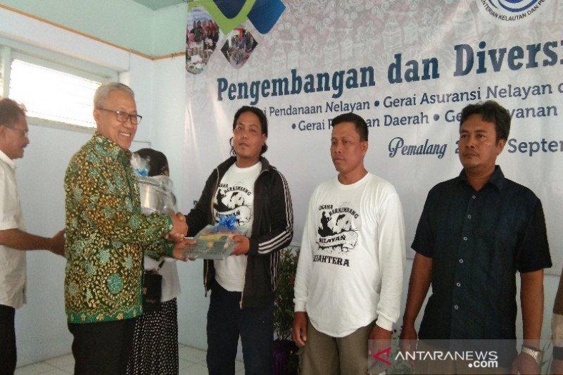 KKP kembangkan dan diversifikasi usaha nelayan di Pemalang