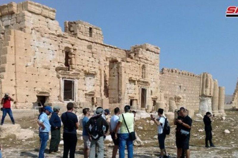 Suriah bakal ramai dikunjungi wisatawan