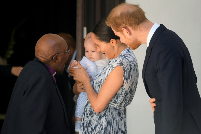 Pangeran Harry, Meghan Markle akan kunjungi perkampungan Afsel