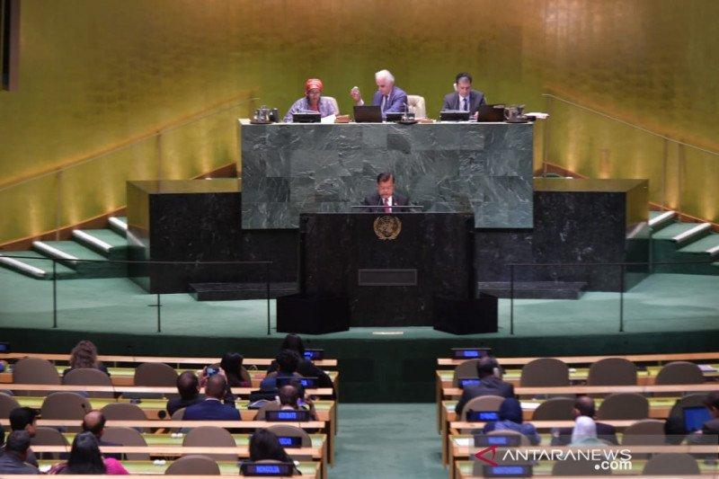 Wapres JK: Indonesia berkomitmen tinggi menjunjung HAM