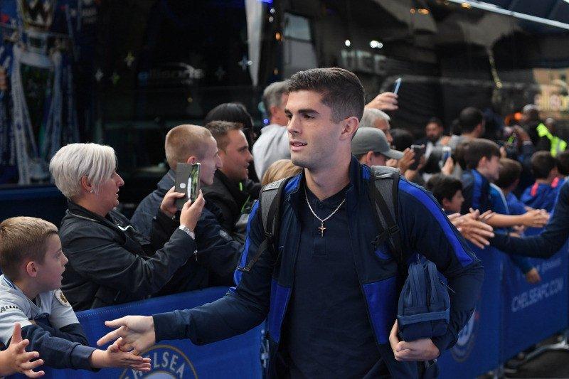 Lampard puji performa talenta muda Chelsea sekaligus bela Pulisic