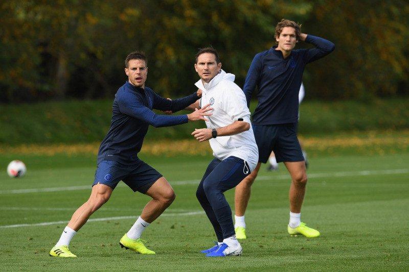 Lampard: saya ingin raih tiga poin