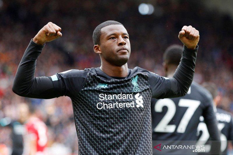 Wijnaldum: Liverpool masih jauh dari menjuarai Liga Inggris