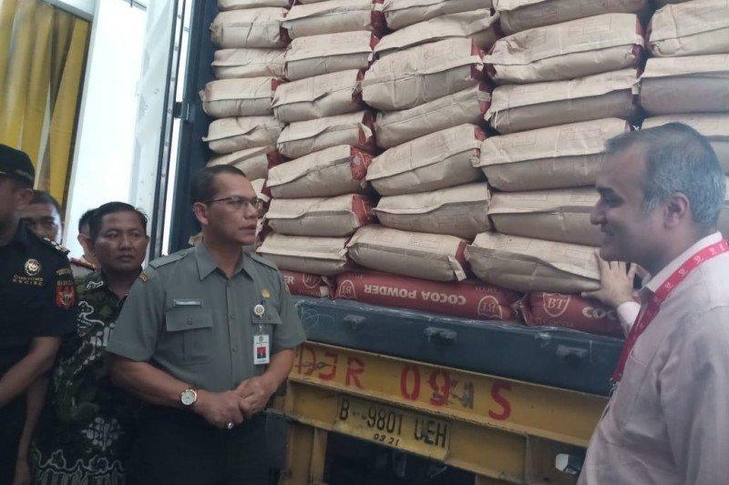 Kementan menyiapkan kemudahan ekspor kakao olahan