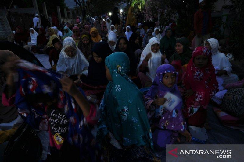 Setahun Bencana Sulteng-Suasana Dzikir di Balaroa setahun bencana