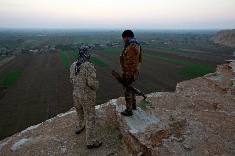 Mulai Senin, Irak buka jalur perbatasan dengan Suriah