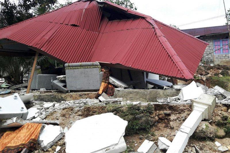BPBD mutakhirkan data korban meninggal dan luka gempa Ambon