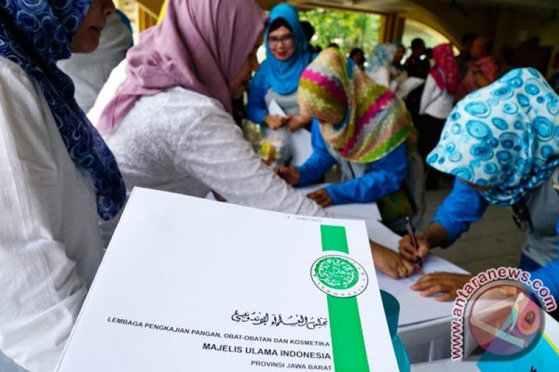 185 pengusaha Riau urus sertifikasi halal