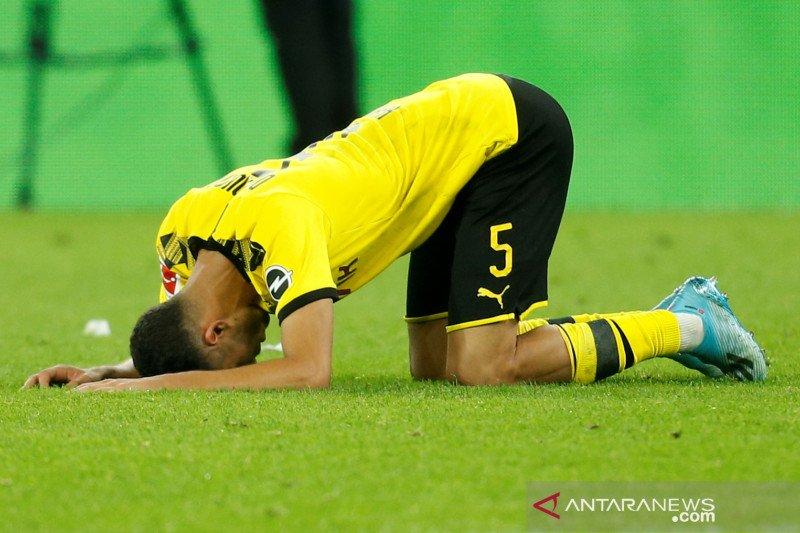 Dortmund ditahan imbang Bremen