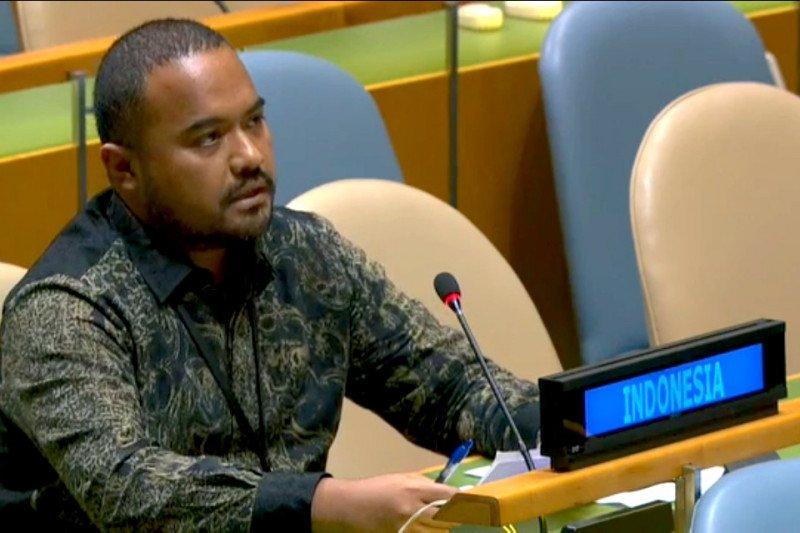 Indonesia tuding motif Vanuatu angkat isu Papua di PBB untuk dukung gerakan separatis