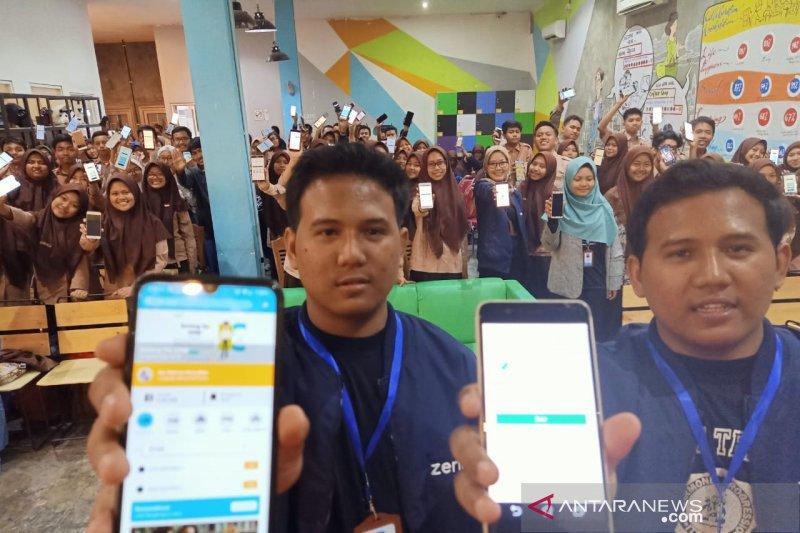 Kakak-adik  asal Jatim ciptakan aplikasi bimbingan belajar mandiri