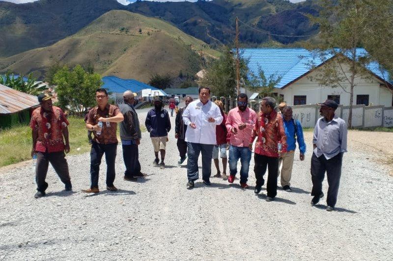 Kabupaten Lanny Jaya, Papua jadi tempat aman bagi para pengungsi