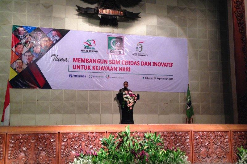 KAHMI berhasil wujudkan modal sosial manusia Indonesia