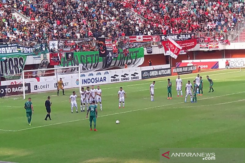 PSS Sleman tahan tamunya Madura United 2-2