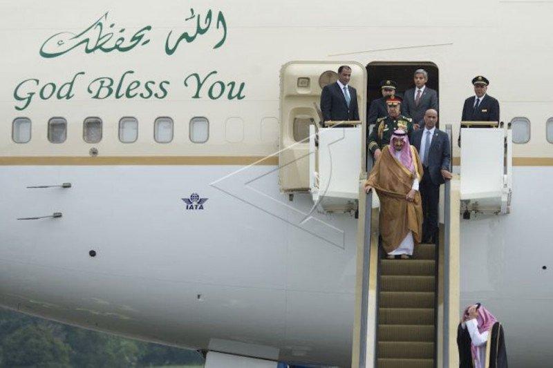 Masih ingat pengawal setia Raja Salman berkepala gundul, cekcok dengan rekan Al Faghm tewas tertembak