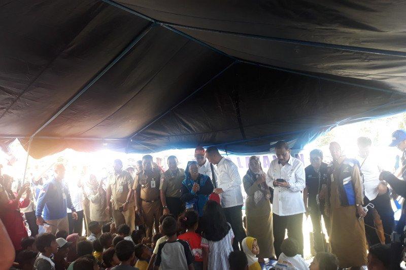 Gempa di Ambon, korban meninggal capai 34 orang