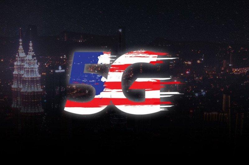 Malaysia uji coba 5G Oktober 2019