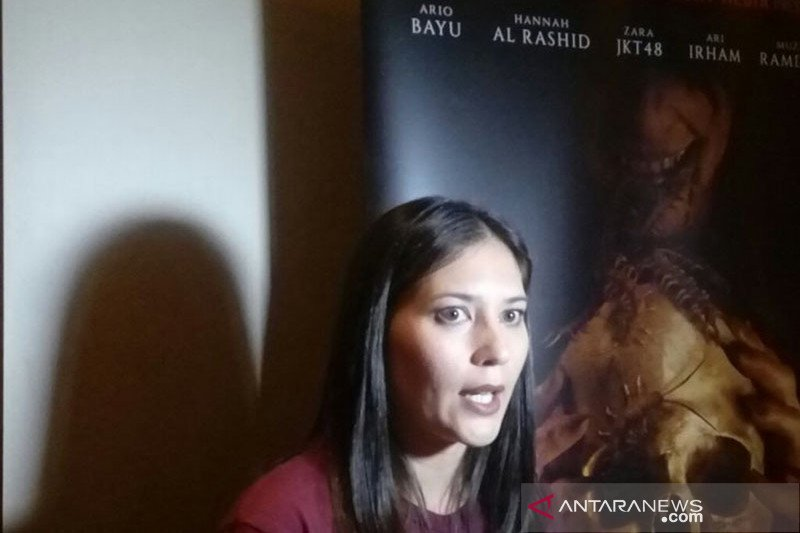 Syuting di lokasi angker, Hannah Al Rashid jaga perilaku