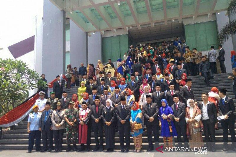 Pemkot Palembang berharap anggota DPRD baru dapat bersinergi