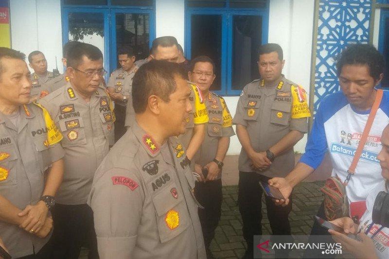Kapolda Sumut: Terduga teroris yang diamankan ditangani Densus 88