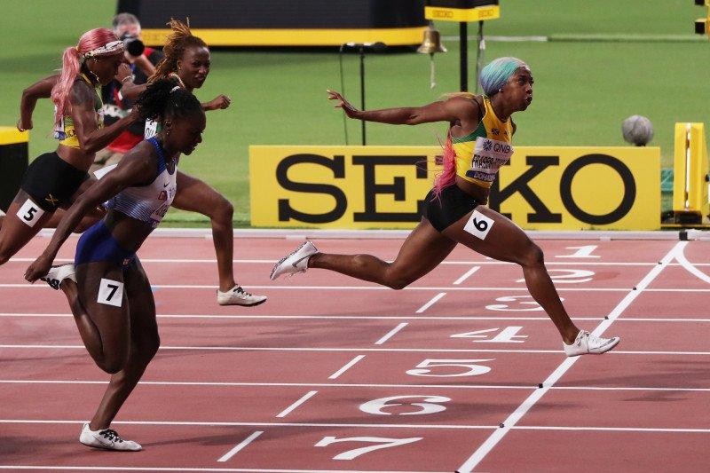 Federasi Atletik Dunia tegaskan bantuan keuangan hanya buat atlet bebas doping