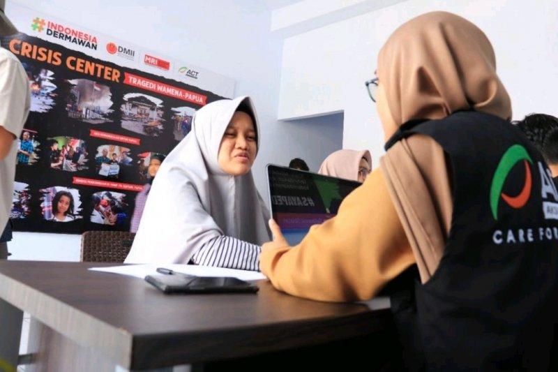 """ACT buka """"Crisis Center"""" Tragedi Kemanusiaan Wamena di Makassar"""