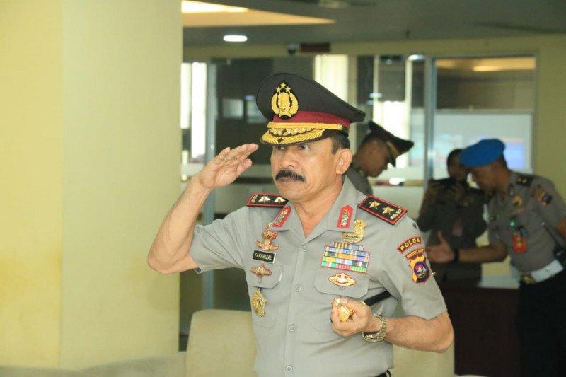 Kapolda Sumbar minta mahasiwa kabur ke luar daerah kembali ke Padang