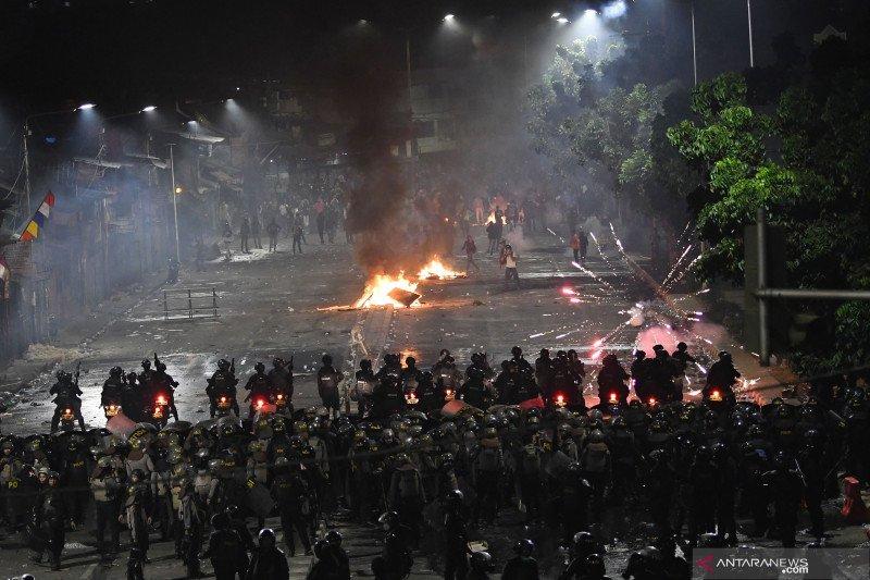 Jakarta tunggu kondusif untuk lakukan perbaikan fasilitas umum