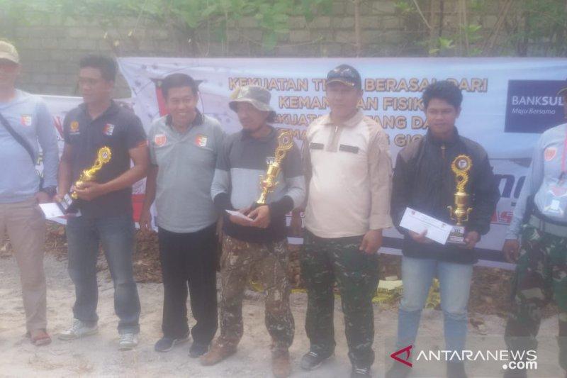 Atlet Kolaka juara menembak HUT TNI