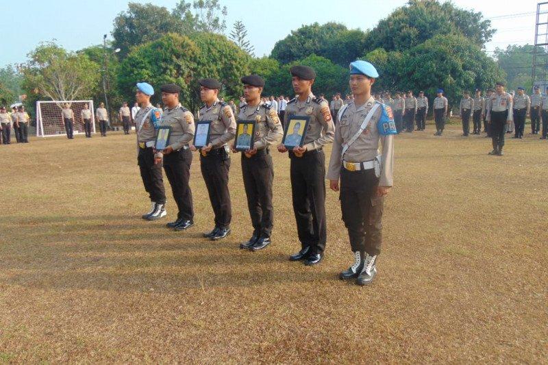 Empat polisi  Banyuasin dipecat karena disersi