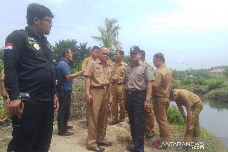 Rencana relokasi korban abrasi Batang Kapas, seorang warga siap hibahkan tanah