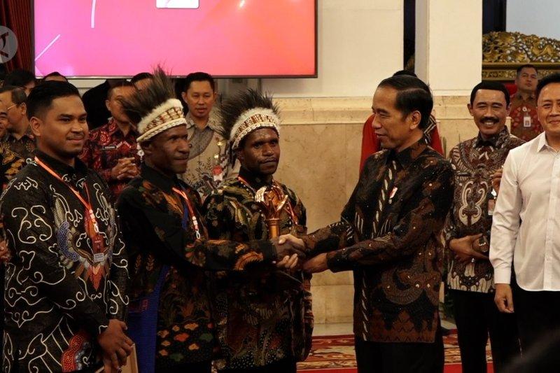Presiden RI apresiasi pemenang Festival Gapura Cinta Negeri